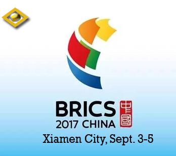 BRICS Summit 2017 in China